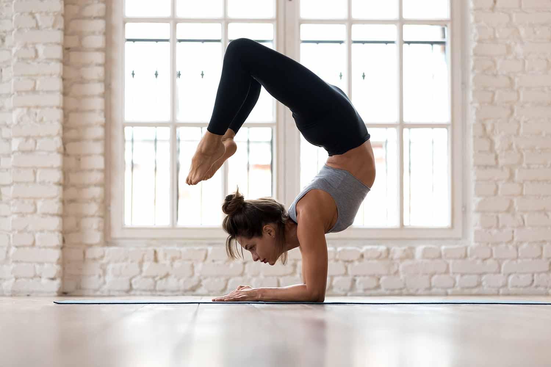 Yoga Poses Difficult